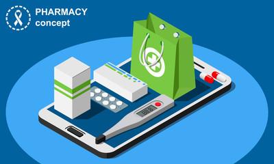 Pharmacie digitalisée