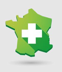 icône pharmacie en France